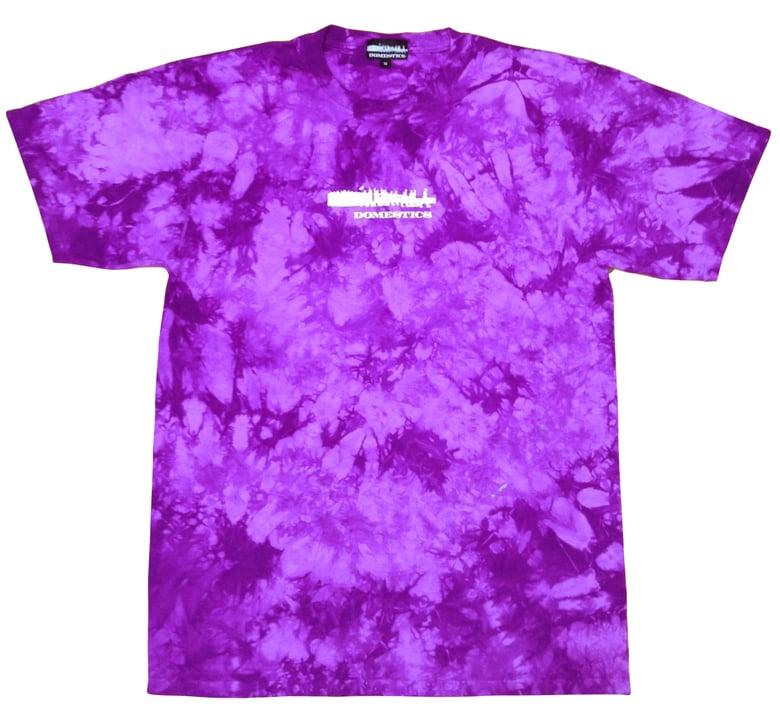 Image of DOMEstics TieDie (purple)