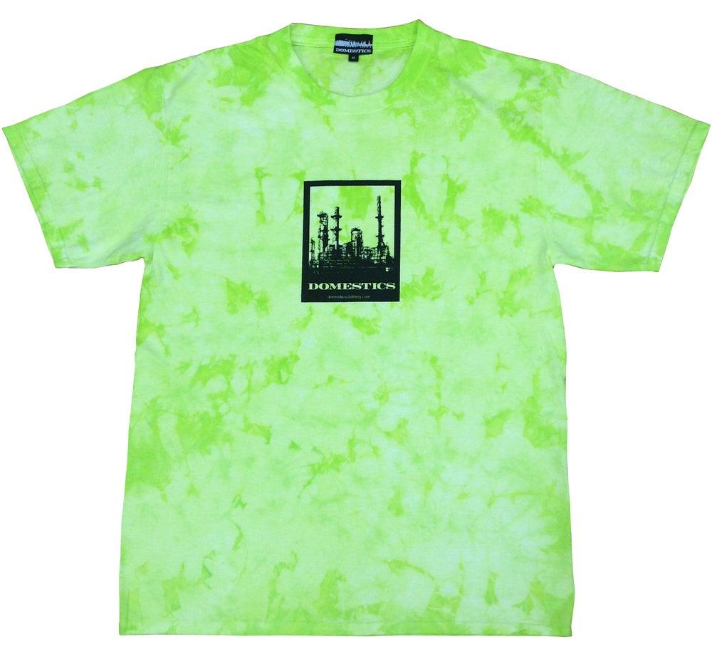 Image of DOMEstics TieDye (lime)