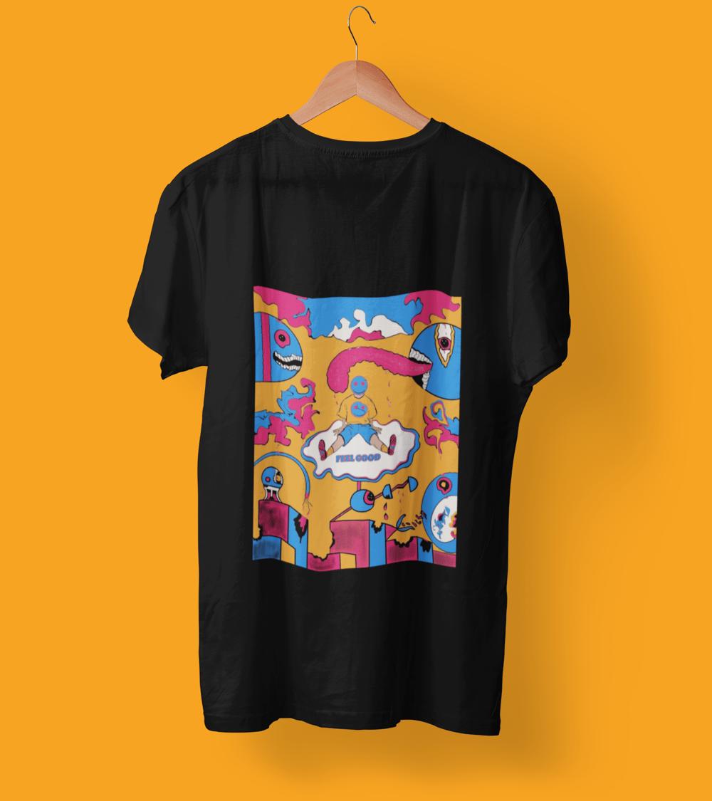 Image of Summer 2020 Art Print T-Shirt