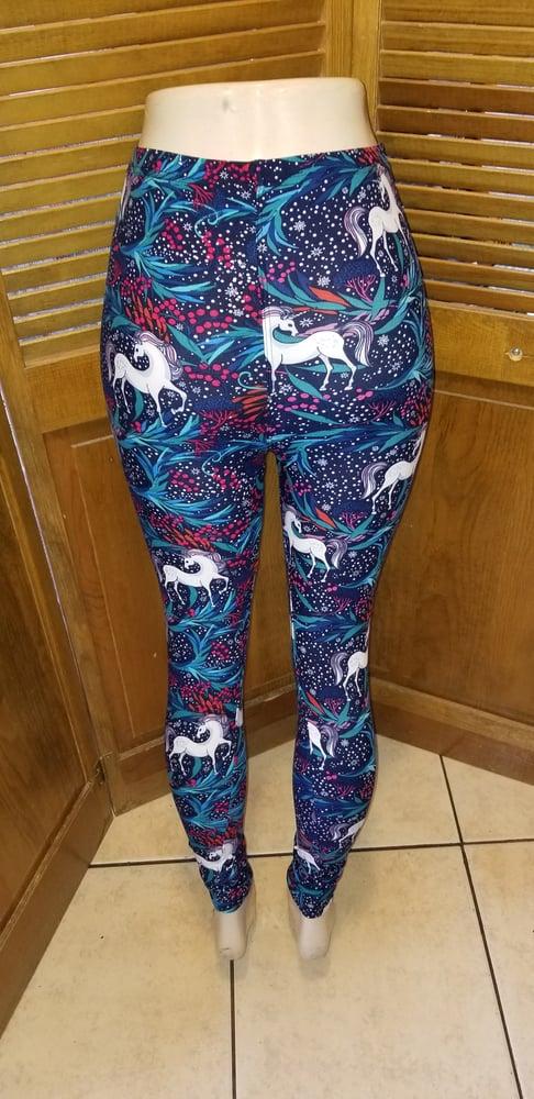 Image of One size The last unicorn Leggings