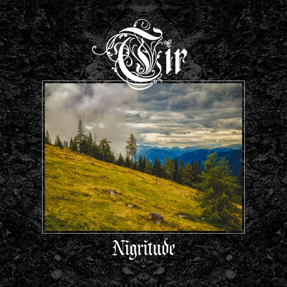 Tir 'Nigritude' Pro​-​tape + Patch