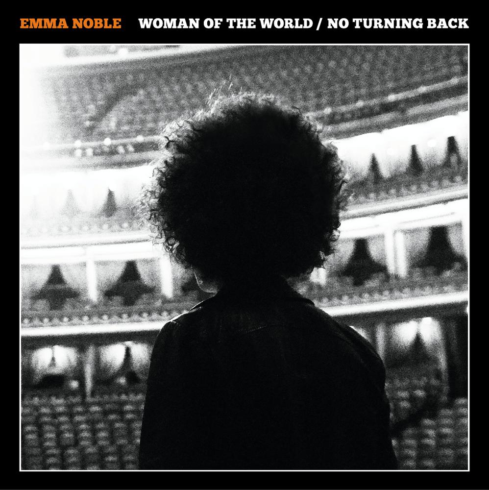 """Image of Emma Noble 'No Turning Back' Limited Edition 7"""""""