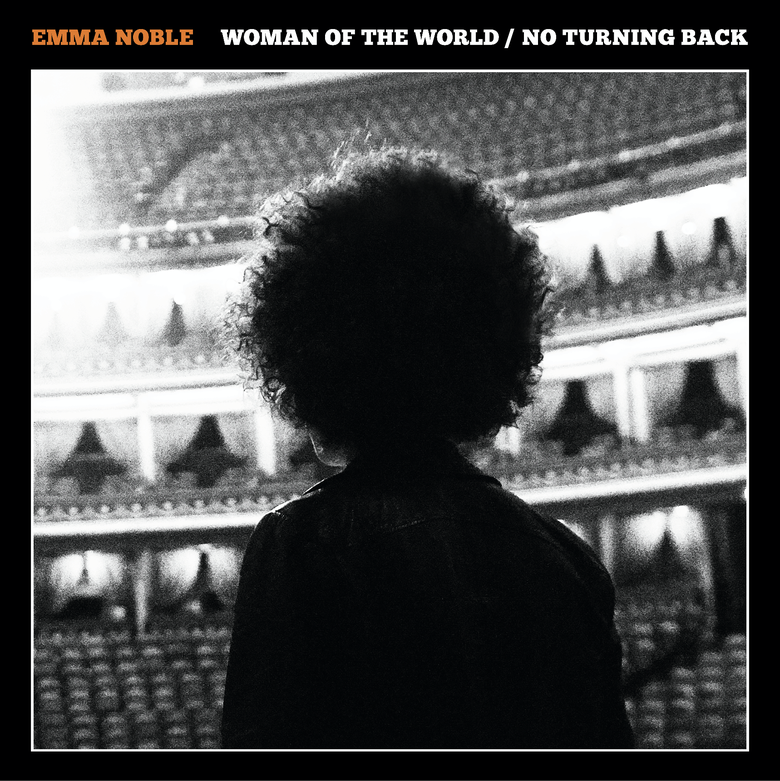 Image of Emma Noble 'No Turning Back' Limited Edition 7""