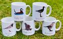 Purple Heron Mug