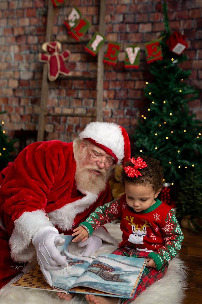Image of Santa Minis Sunday Nov 14th