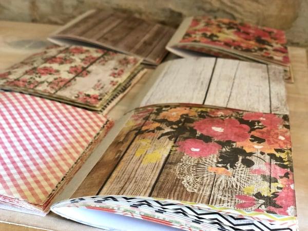 Image of Cuadernos de dibujo. 20 hojas
