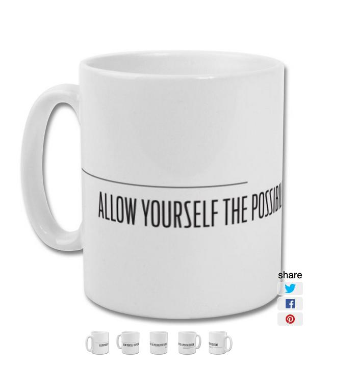 Image of Possibility mug