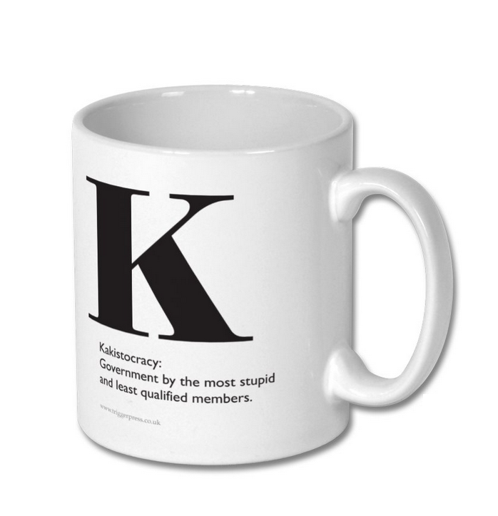 Image of Kakistocracy mug