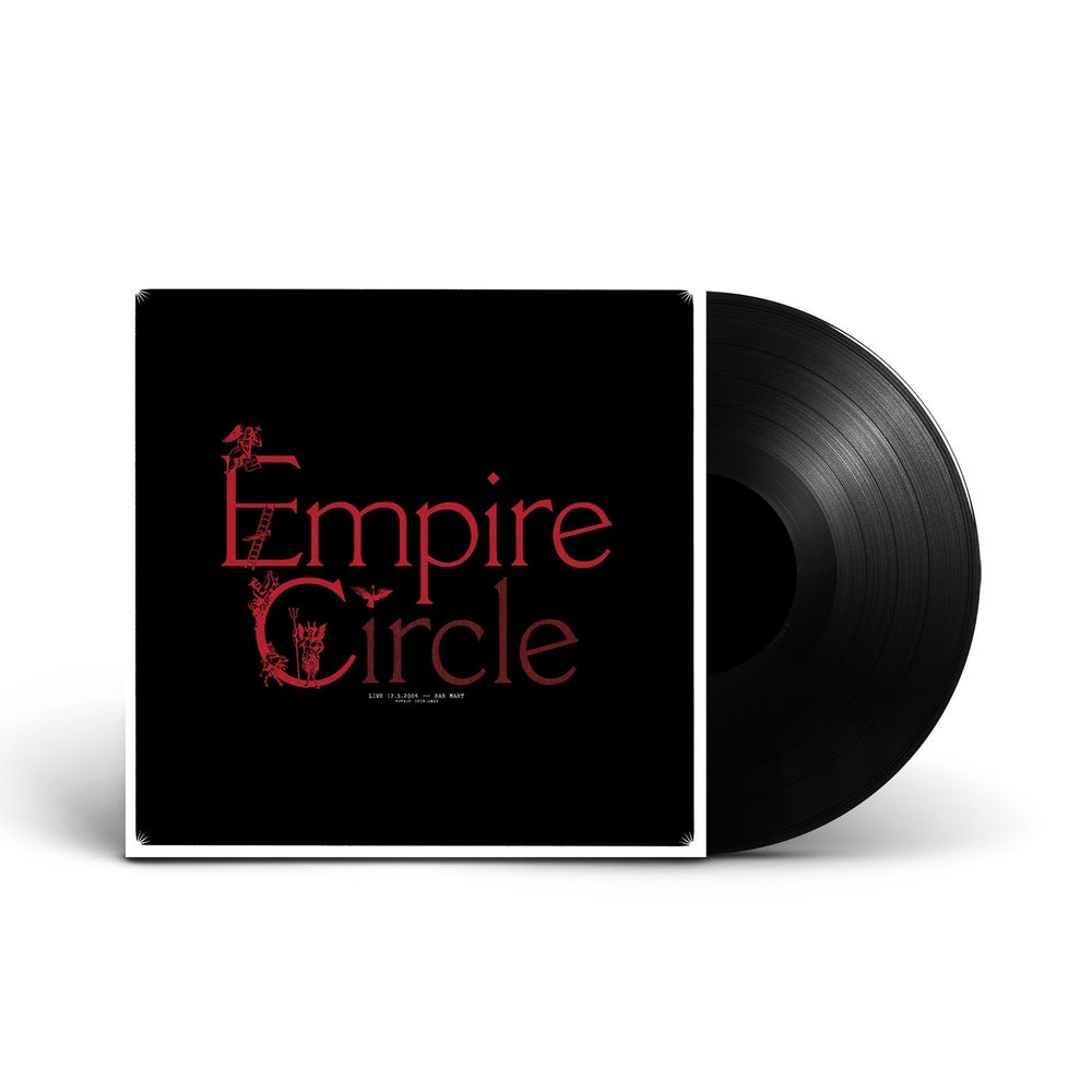 CIRCLE 'Empire' Vinyl LP
