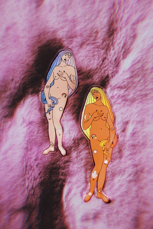 Image of Venus earrings