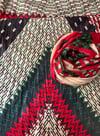 •Déwo• kaftan + headwrap:  kenyan market edition