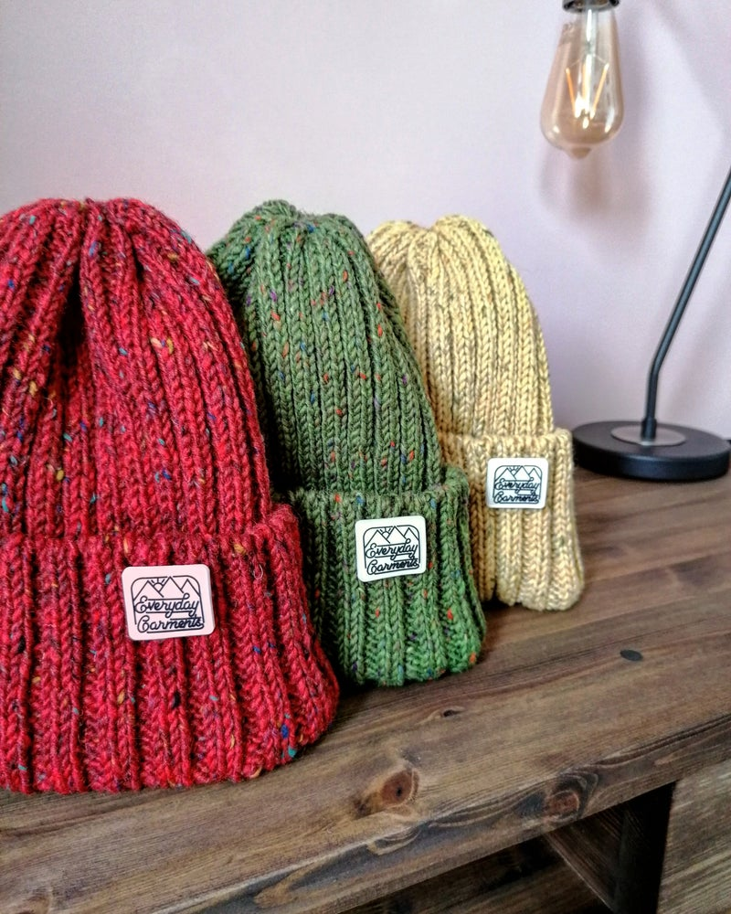 Image of EVERYDAY GARMENTS WOOL HATS