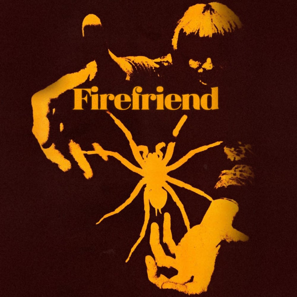 Image of Firefriend - Yellow Spider (Yellow Vinyl)  SOLD OUT