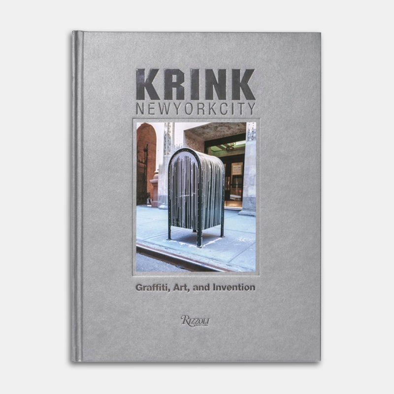 Image of KRINK New York City: Graffiti, Art, and Invention