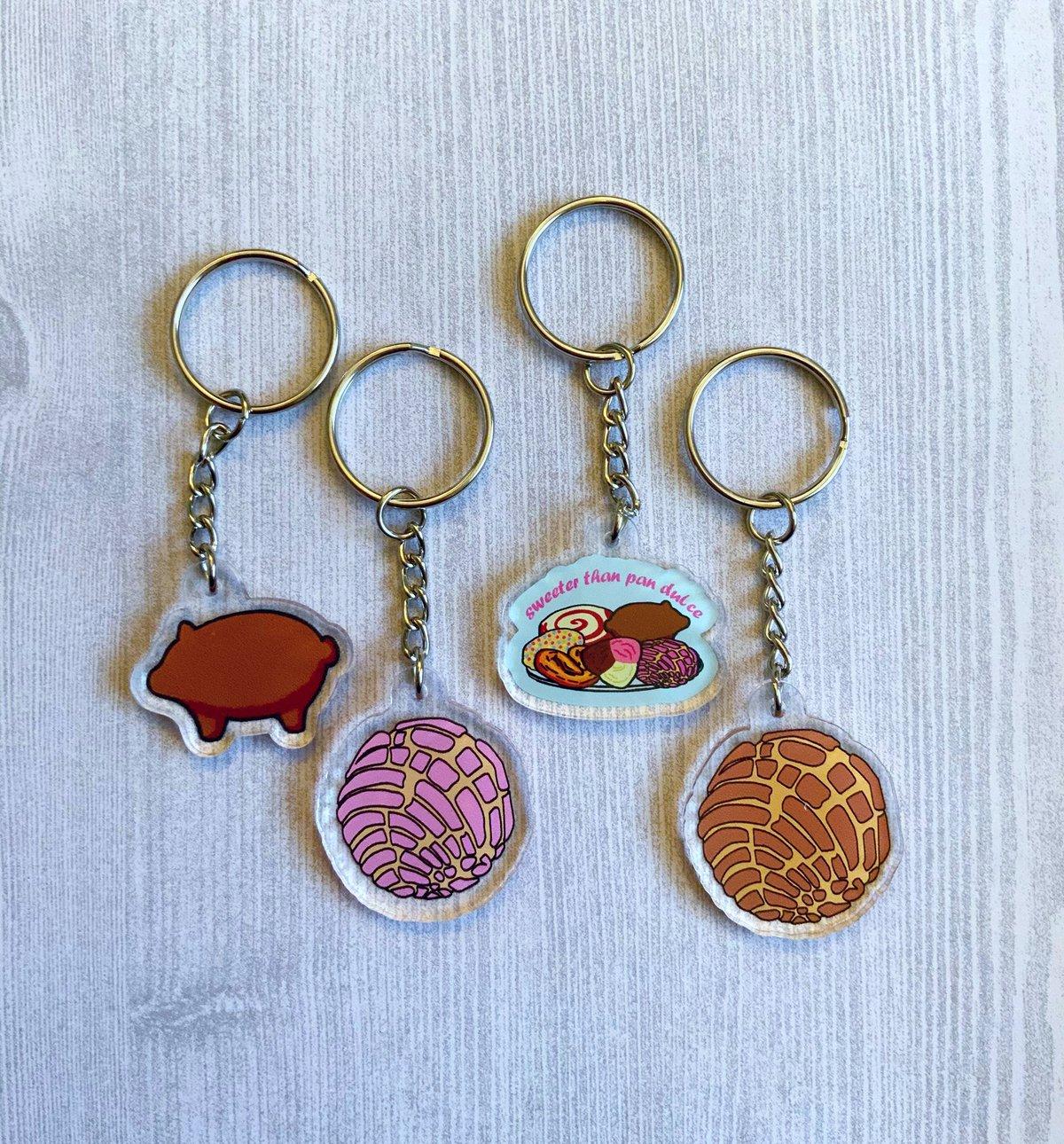 Additional Acrylic Keychains