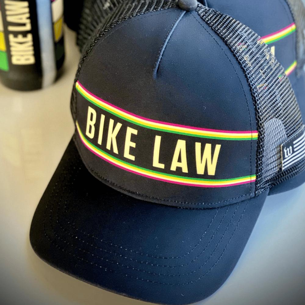 Image of Bike Law Trucker Hat