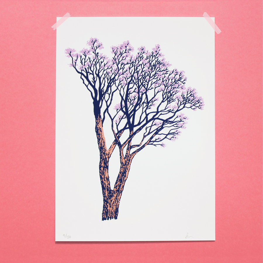 Image of Blossom Print