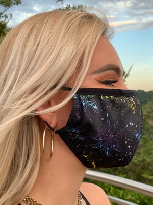 Calypso - Bug Eye Mask (Buy 1, Get 1 Free)