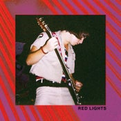 Image of Red Lights - s/t (Spacecase / In The Red)