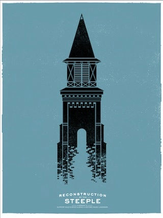 Image of *Limited Edition* Steeple Postcard