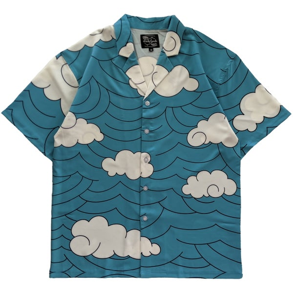 Image of Urokodaki Button Up