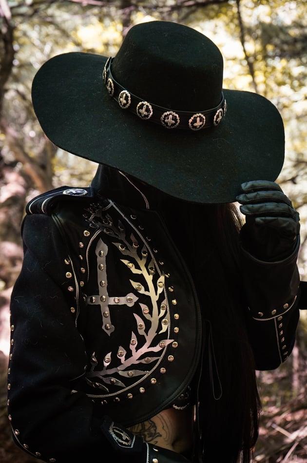 Image of Sacred Hatband/Wristband