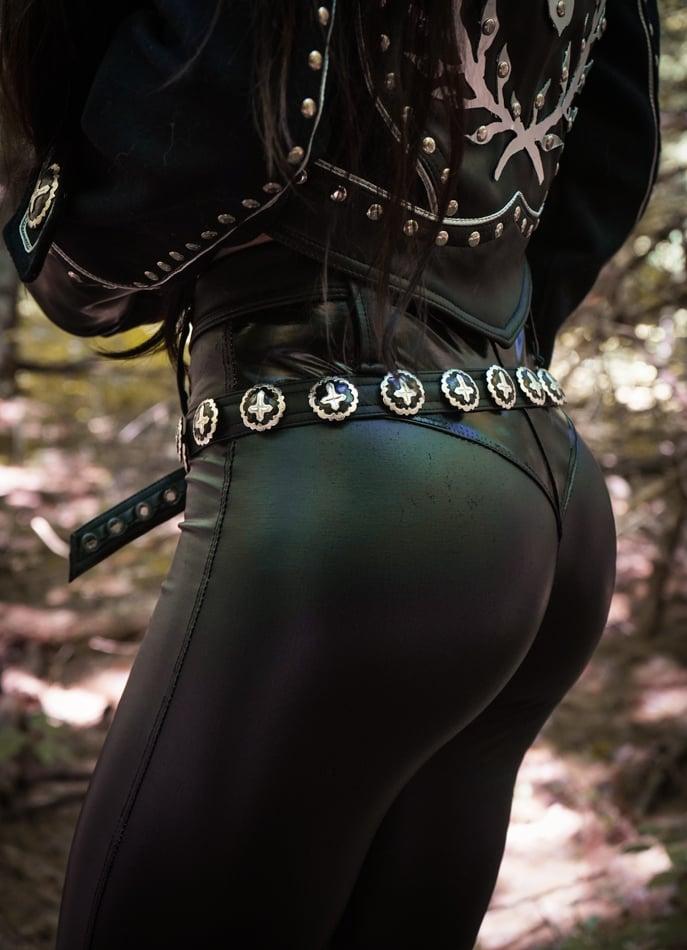 Image of Sacred mini belt