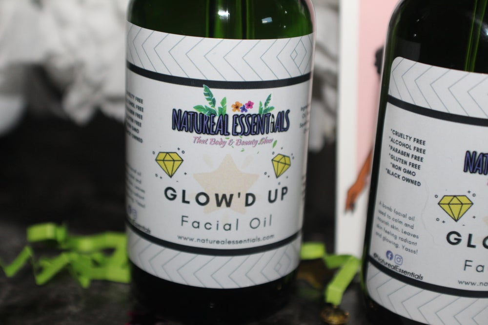 Image of Glow'd Up Facial Oil