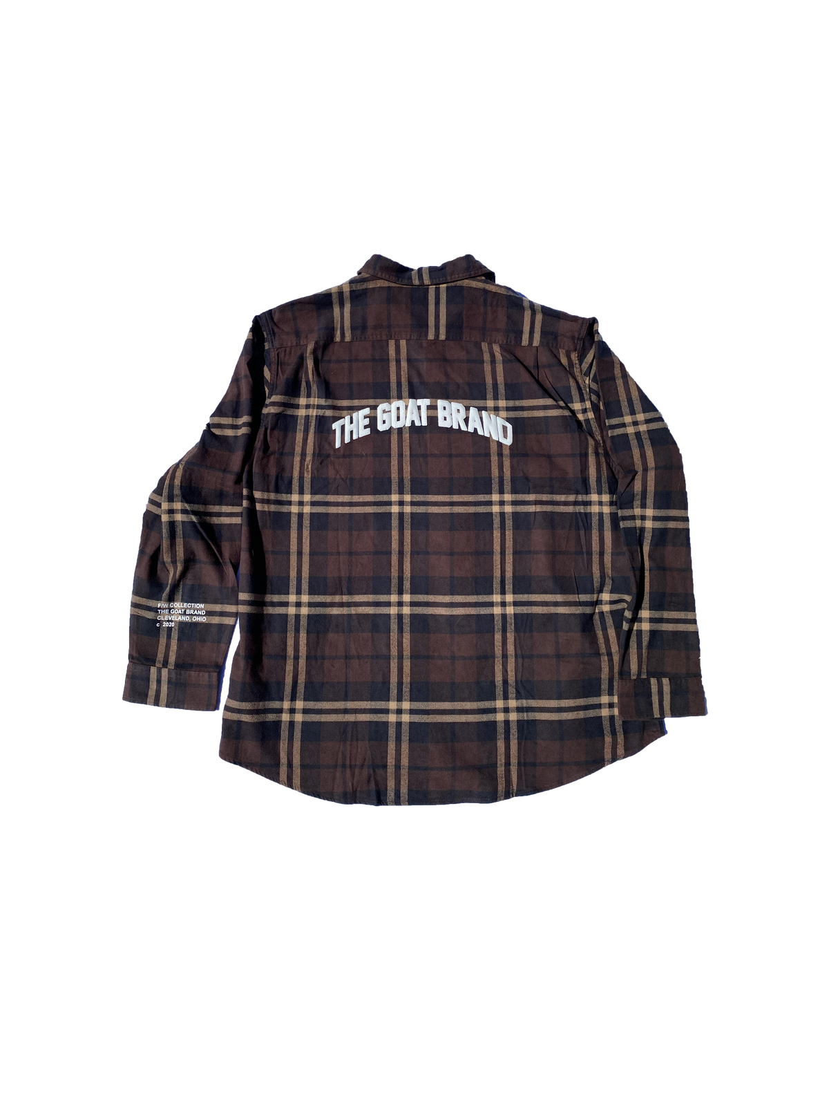 Fall 2020 Puff Print Flannel