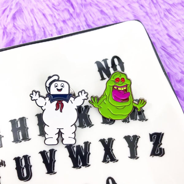 Image of Ghostbusters Pin