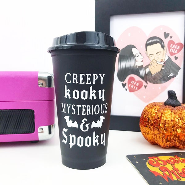 Image of Addams Reusable Cup
