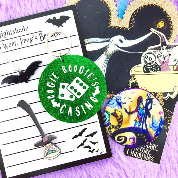 Image of Nightmare Before Christmas Mystery Box