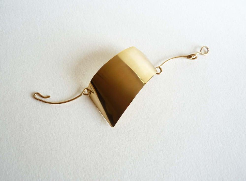 Image of Shield bracelet