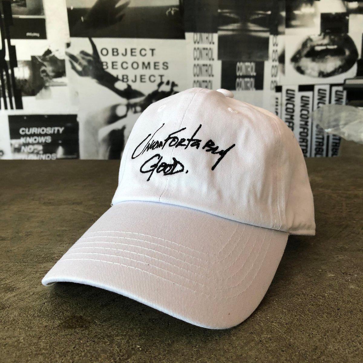 "Image of ""Uncomfortably Good"" Dad Hat"