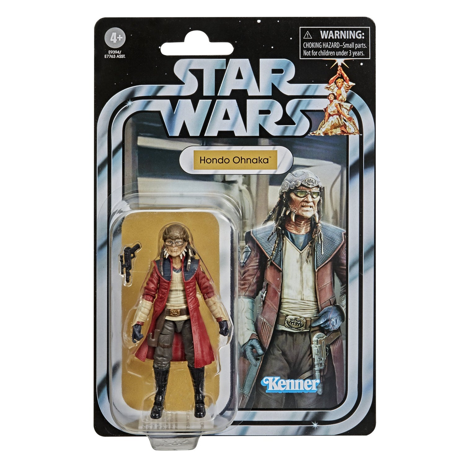 Image of Star Wars the vintage collection Hondo Ohnaka