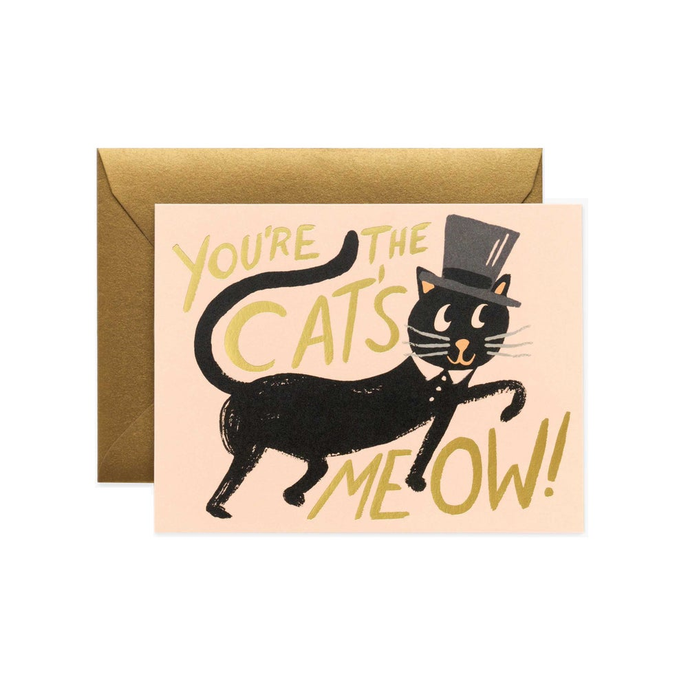 Image of CAT'S MEOW