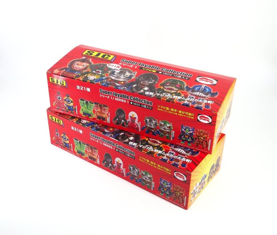 Image of Pork Mart SJC Series 1 - Double Counter Box Set
