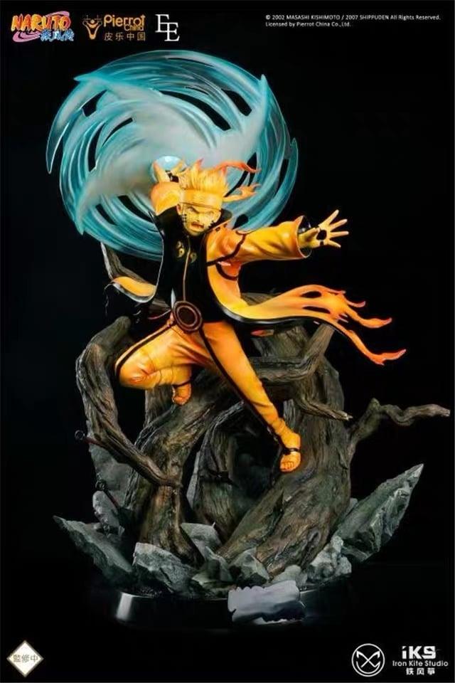 Image of [In-Stock]Naruto Iron Kite Studio Naruto 1:4 Resin Statue