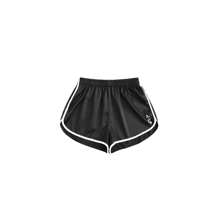 Image of ACE Women's Black Shorts