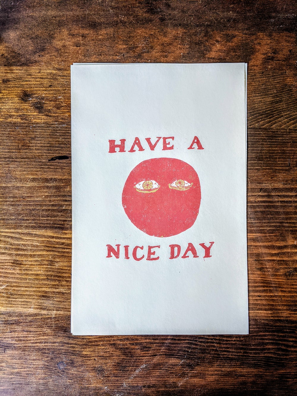 Image of Another Nice Day