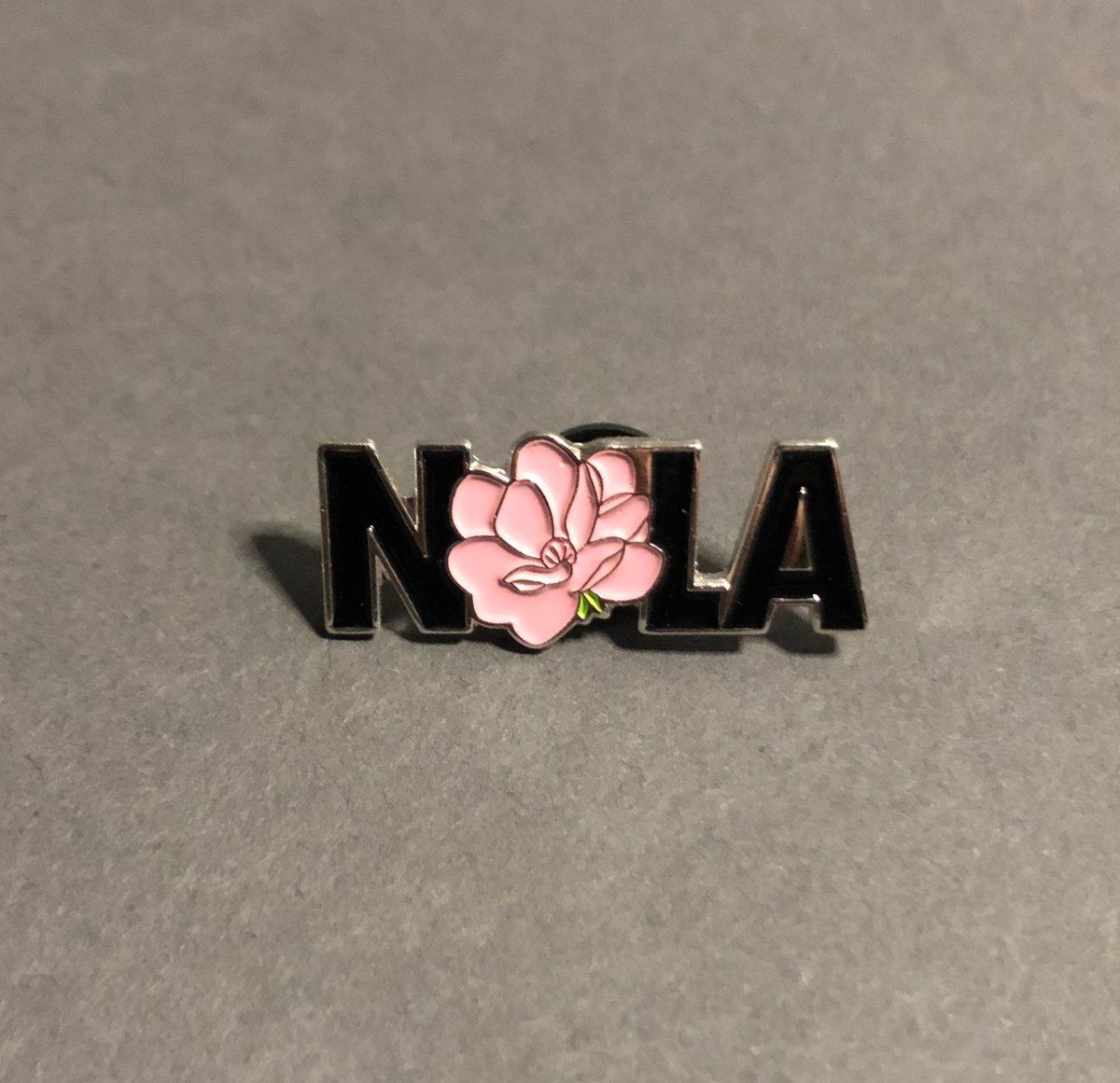Image of Nola Lapel Pin