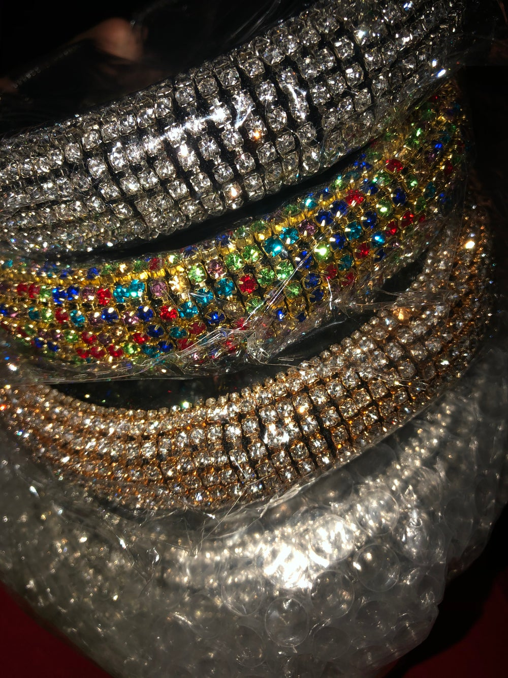 Image of Blinged Headbands