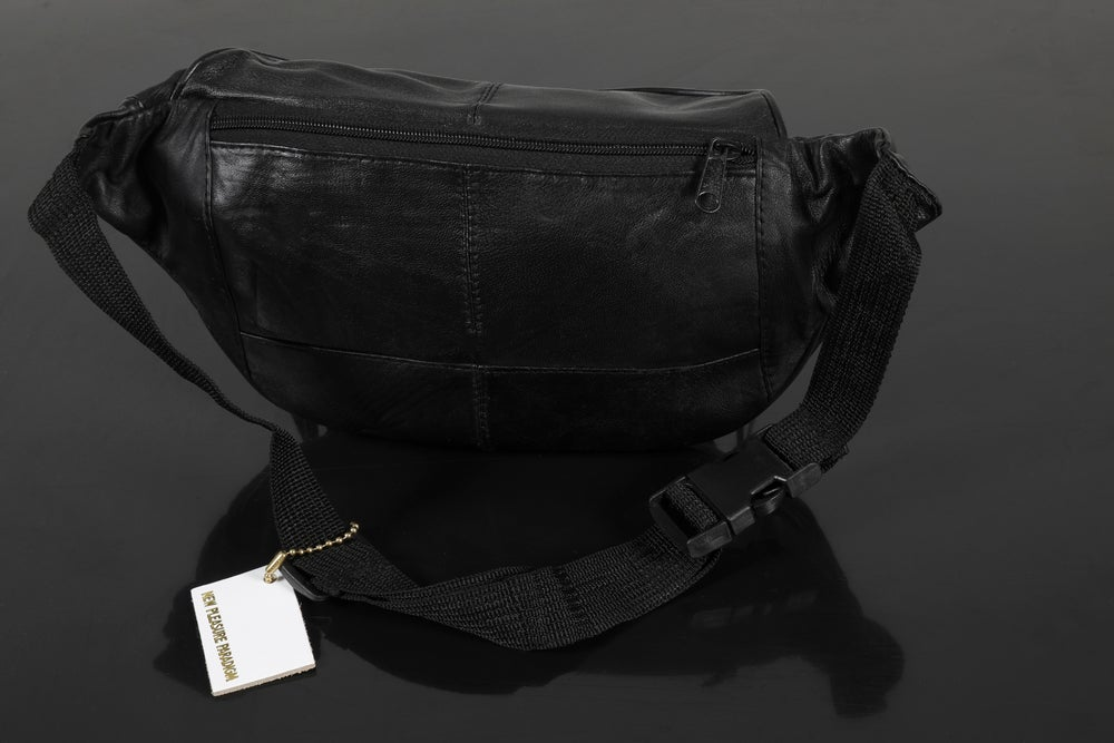 Image of 0001 - LAMBSKIN FANNY PACK