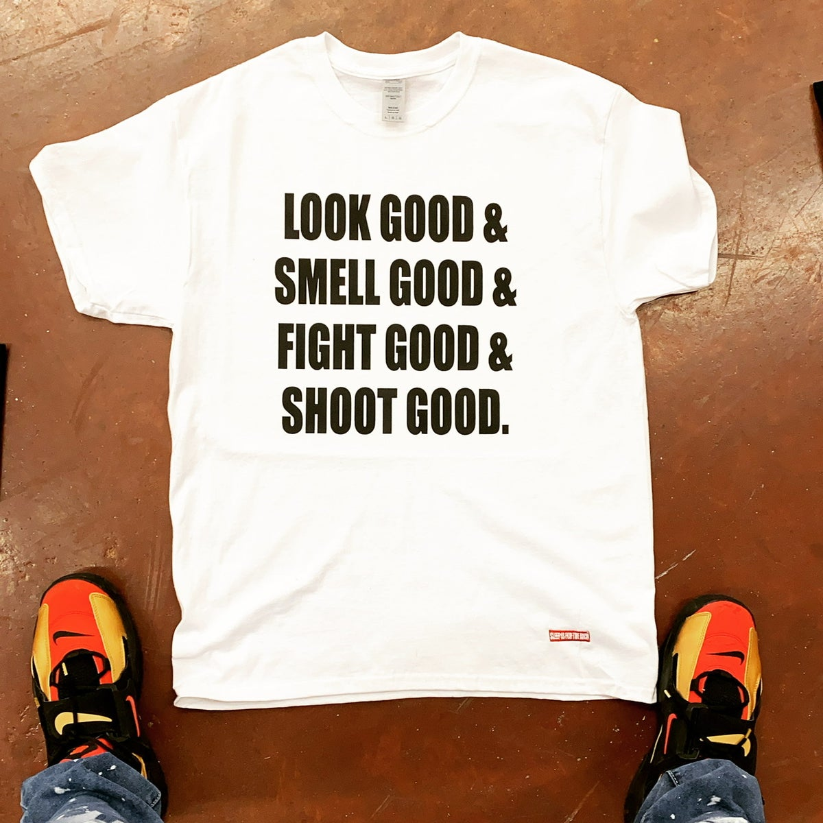 """Image of (White) """"All the Above"""" Tee"""