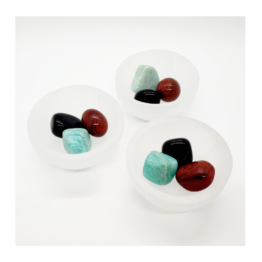Image of Selenite Bowls