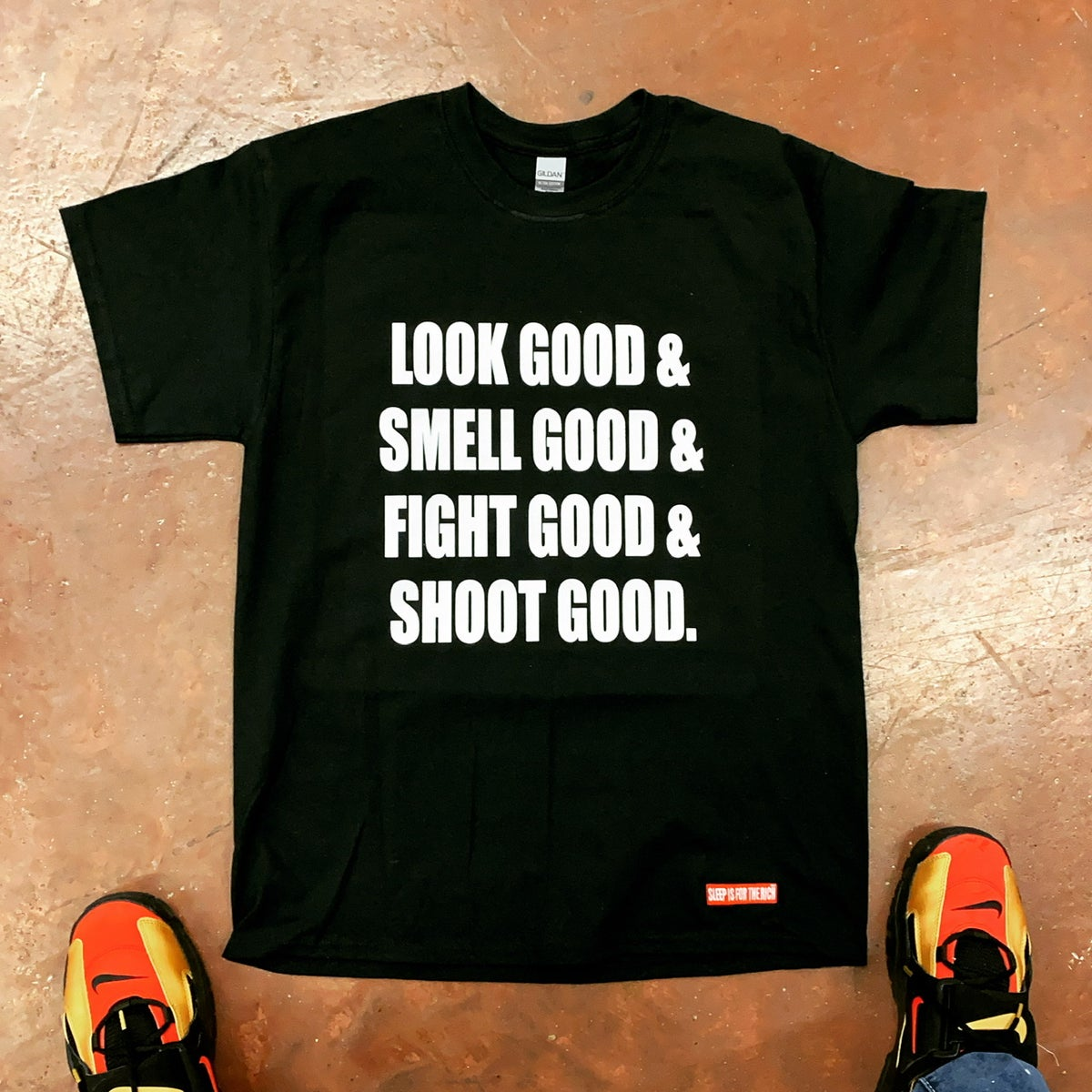 """Image of (Black) """"All the Above"""" Tee"""