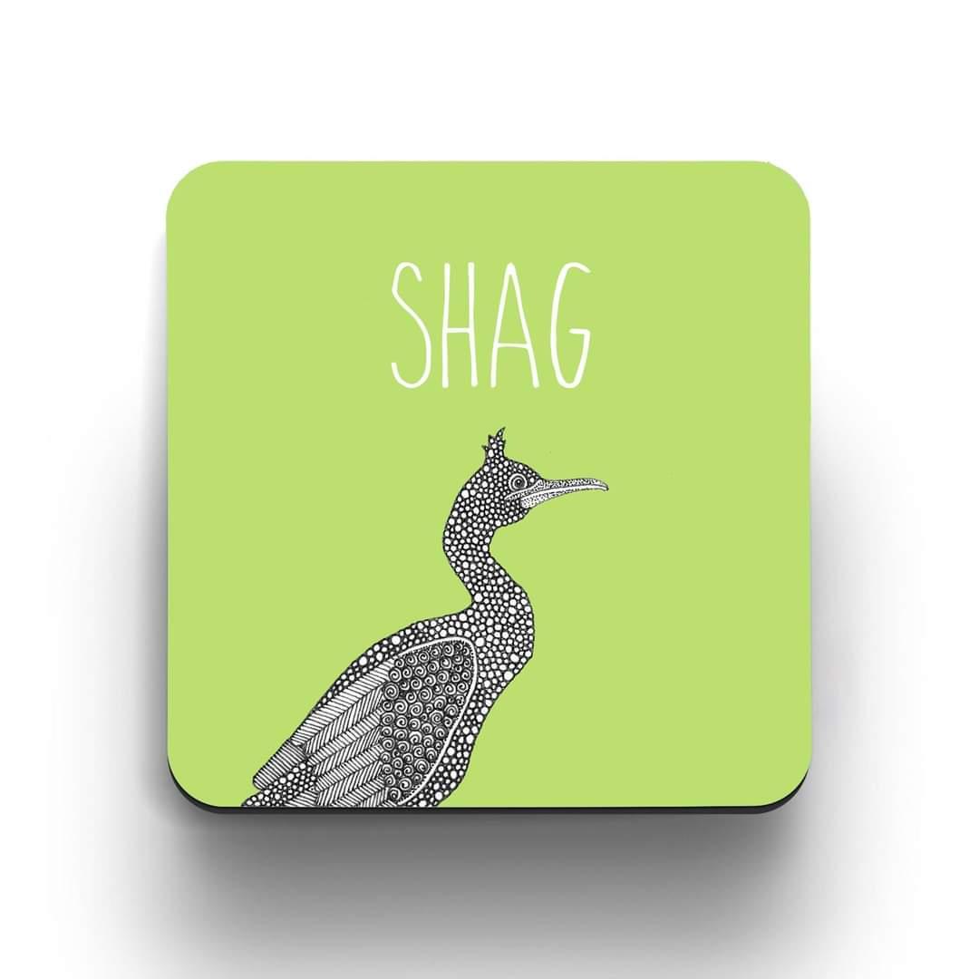 Image of Shag Coaster
