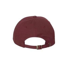 """""""POP'S HOT CHICKEN"""" - Maroon Dad Hat"""