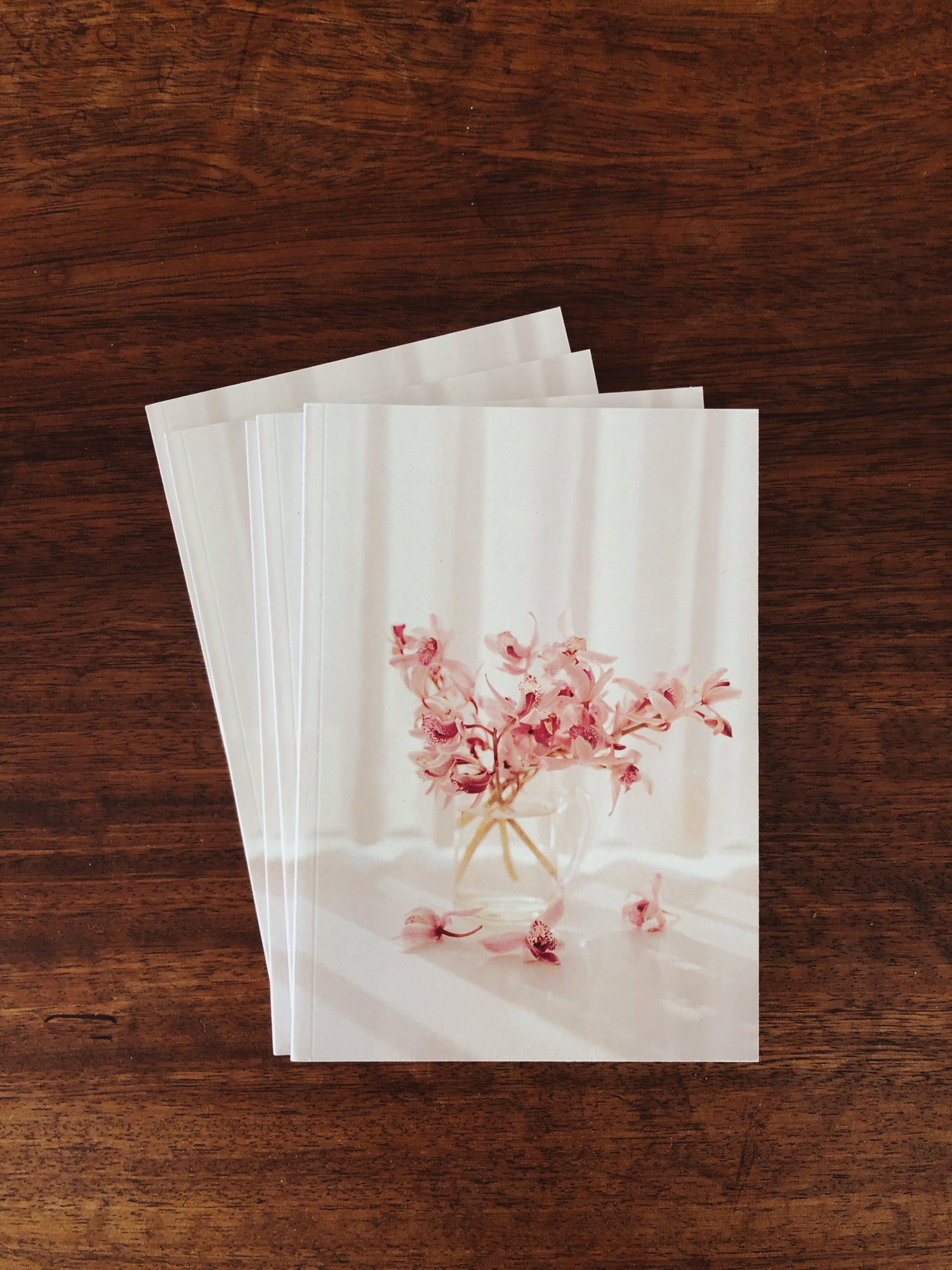"""Image of Notebook """"Tokyo Orchid"""""""