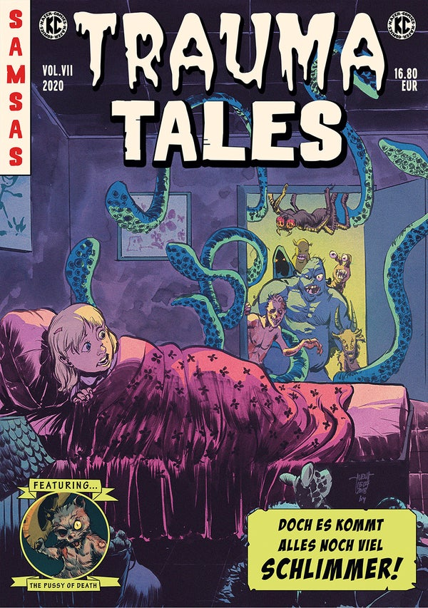 Image of TRAUMA TALES 7